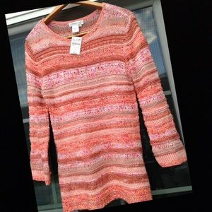 Cold Water creek sweater size S